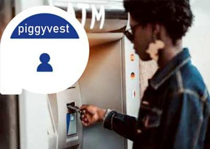 withdraw money from Piggyvest 1